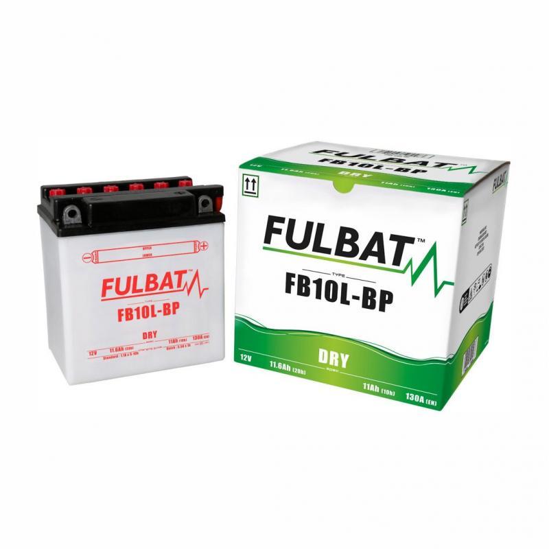 Batterie Fulbat FB10L-BP 12V 11Ah