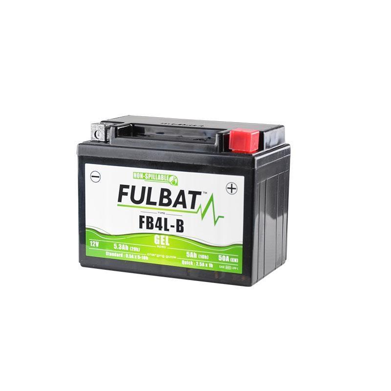 Batterie Fulbat FB4L-B gel 12V 5Ah