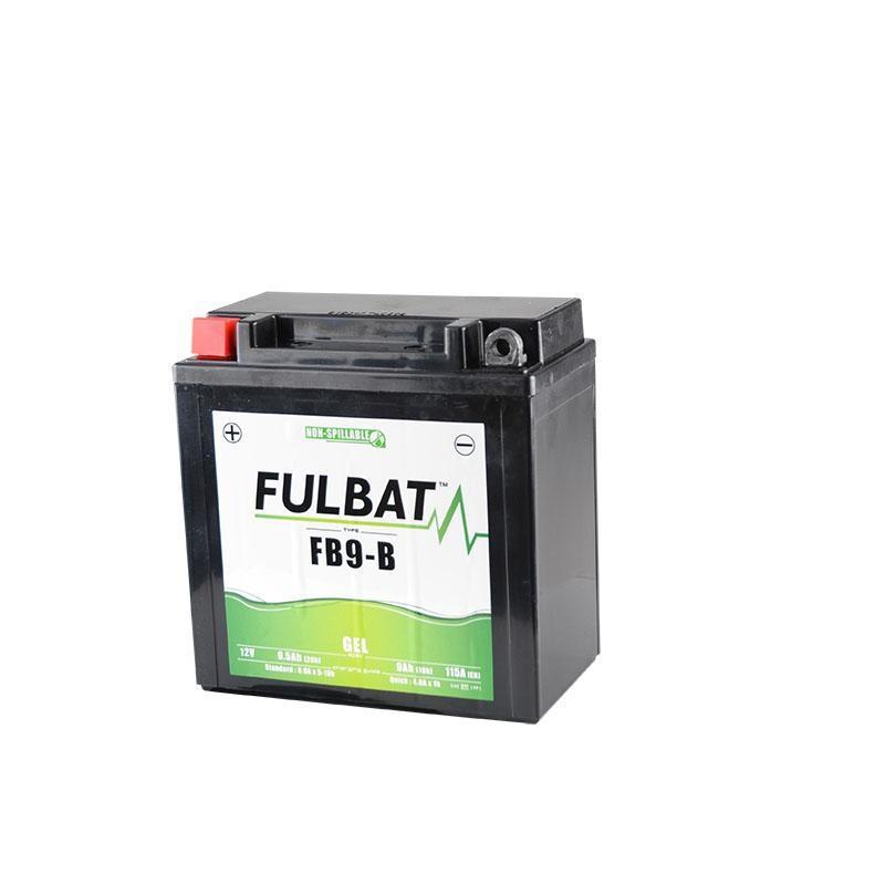 Batterie Fulbat FB9-B gel 12V 9Ah