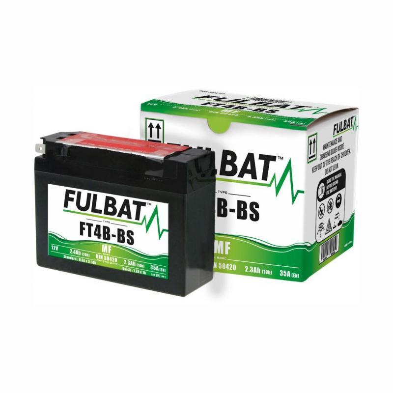 Batterie Fulbat FT4B-BS 12V2.3AH
