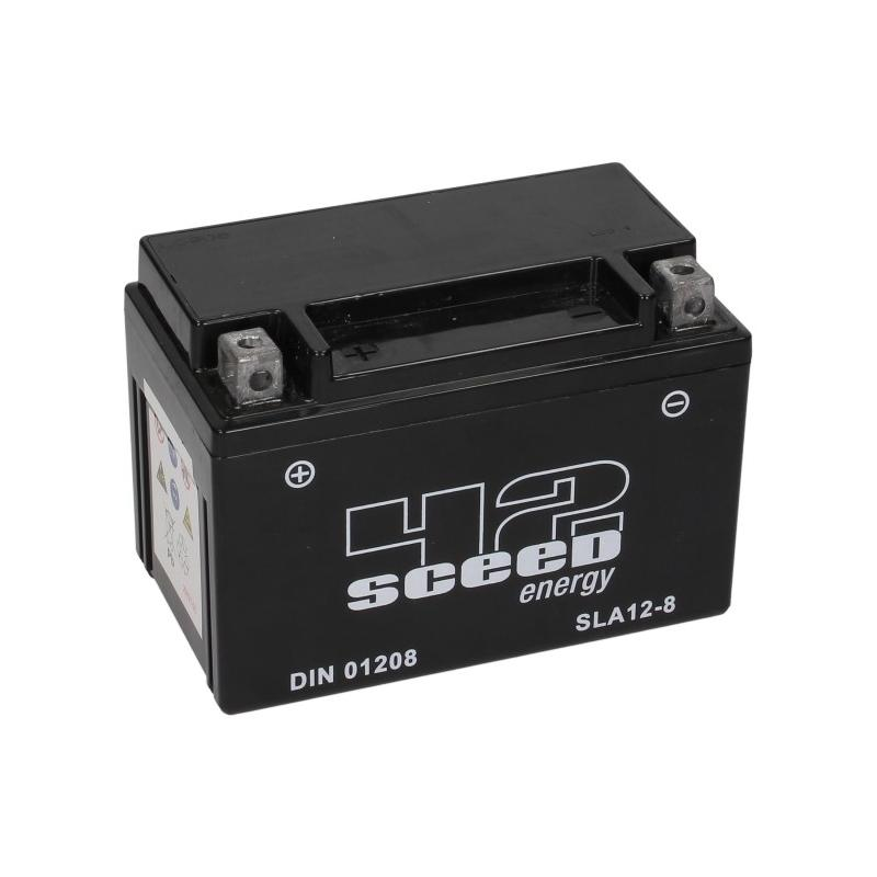 Batterie gel Sceed 42 SLA12-8 12V 8Ah