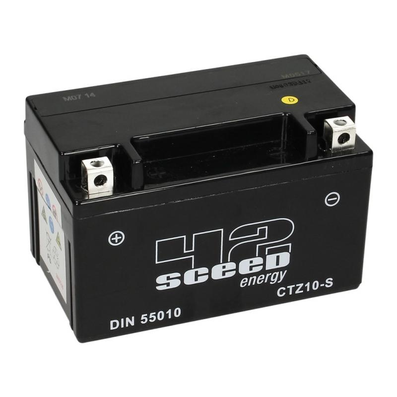 Batterie gel Sceed 42 YTZ10S 12V 8Ah