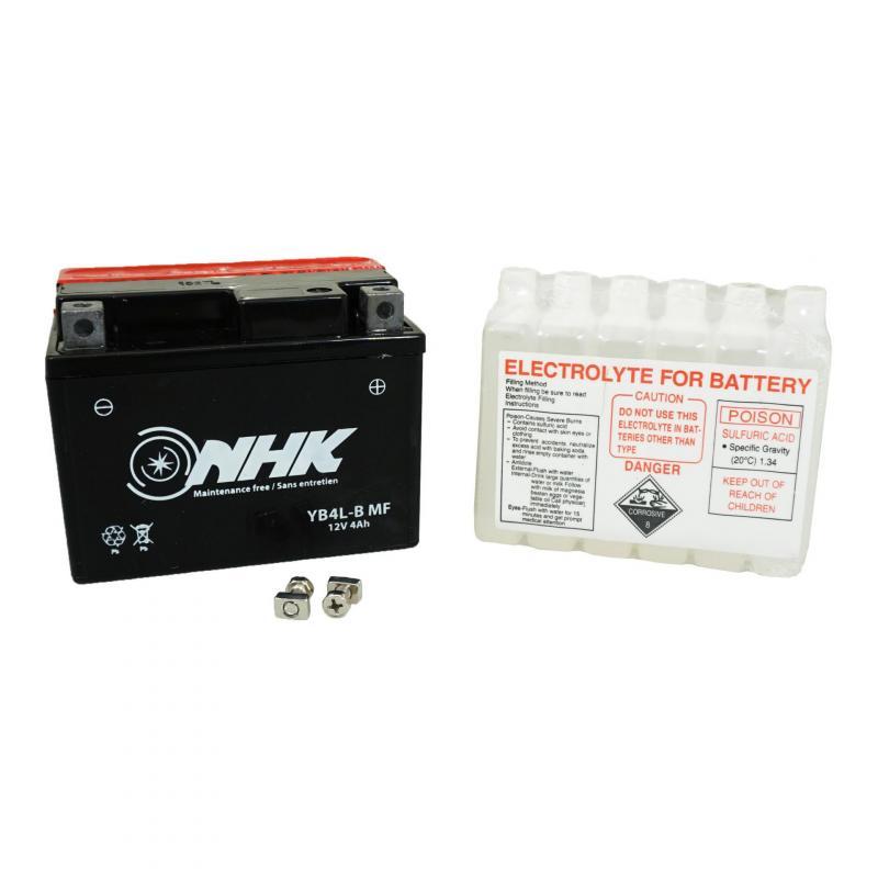 Batterie NHK YB4L-B 12V 4Ah