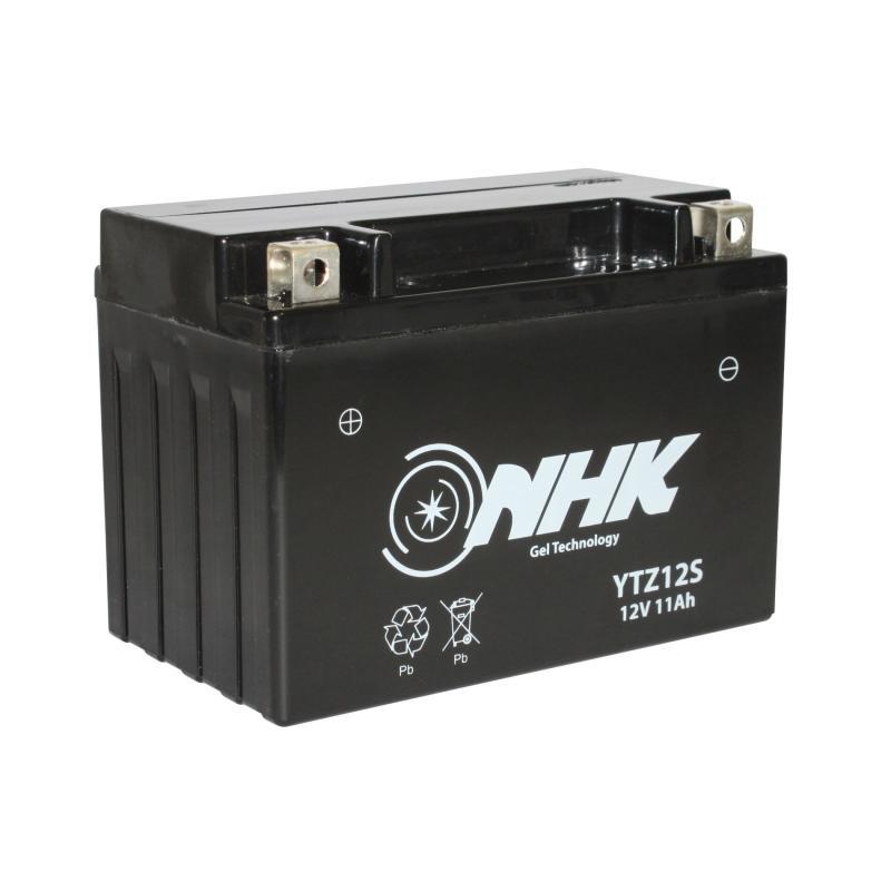 Batterie NHK YTZ12S 12V 11Ah gel