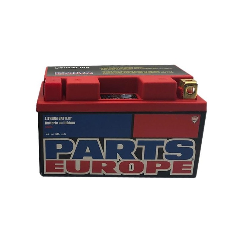 Batterie Parts Europe HJTX9 12V 15Ah Lithium