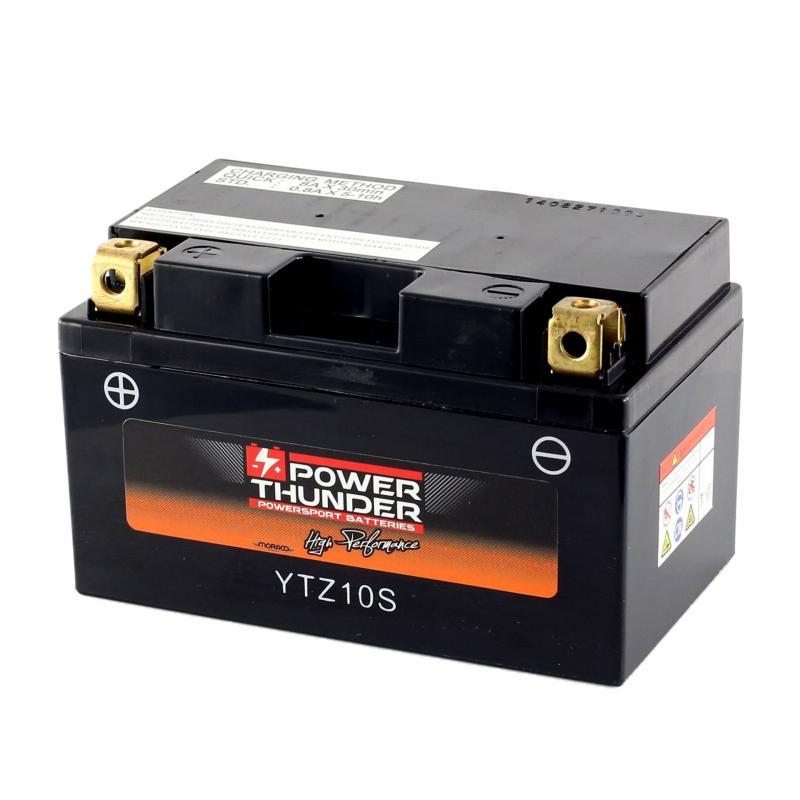 Batterie Power Thunder YTZ10S 12V8.6AH