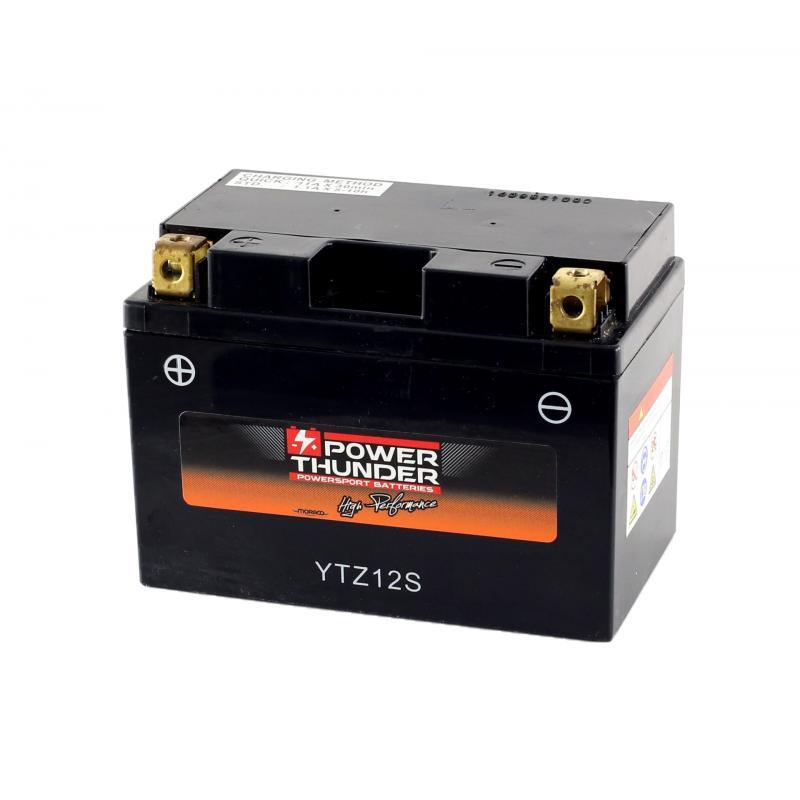 Batterie Power Thunder YTZ12S 12V11AH