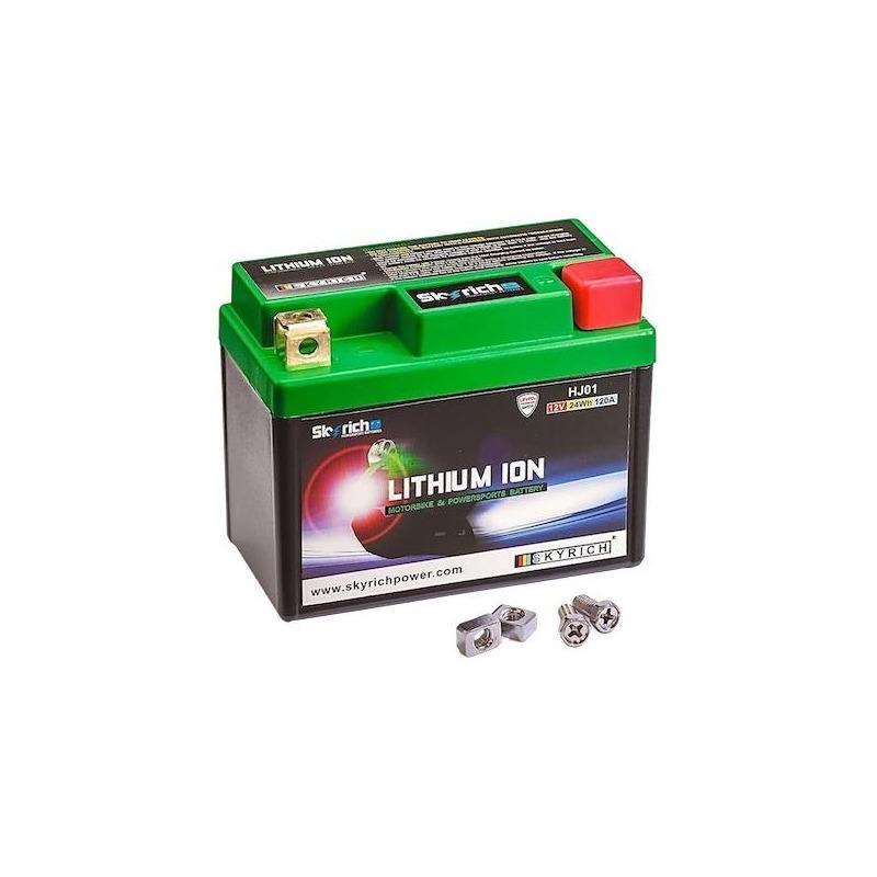 Batterie Skyrich Lithium Ion HJ01 sans entretien