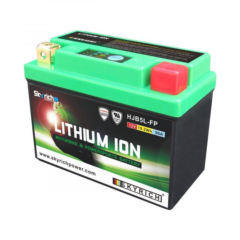 Batterie Skyrich Lithium Ion HJB5L-FP sans entretien