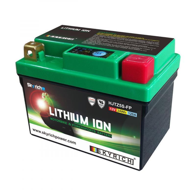 Batterie Skyrich Lithium Ion LTZ5S sans entretien