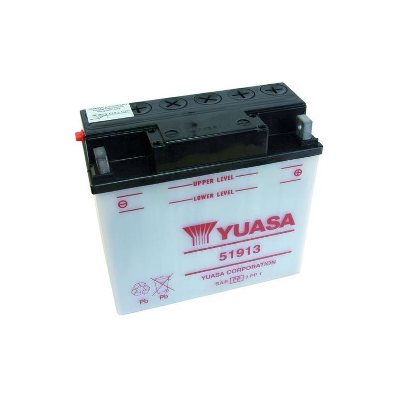Batterie Yuasa 51913 12V 19Ah