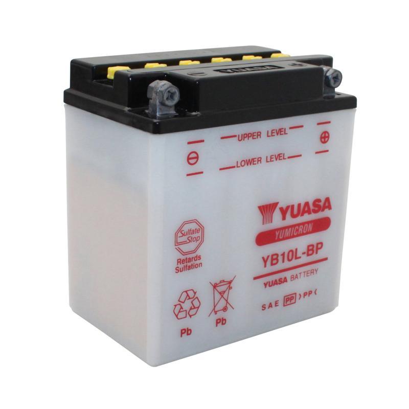 Batterie Yuasa YB10L-BP 12V 12Ah
