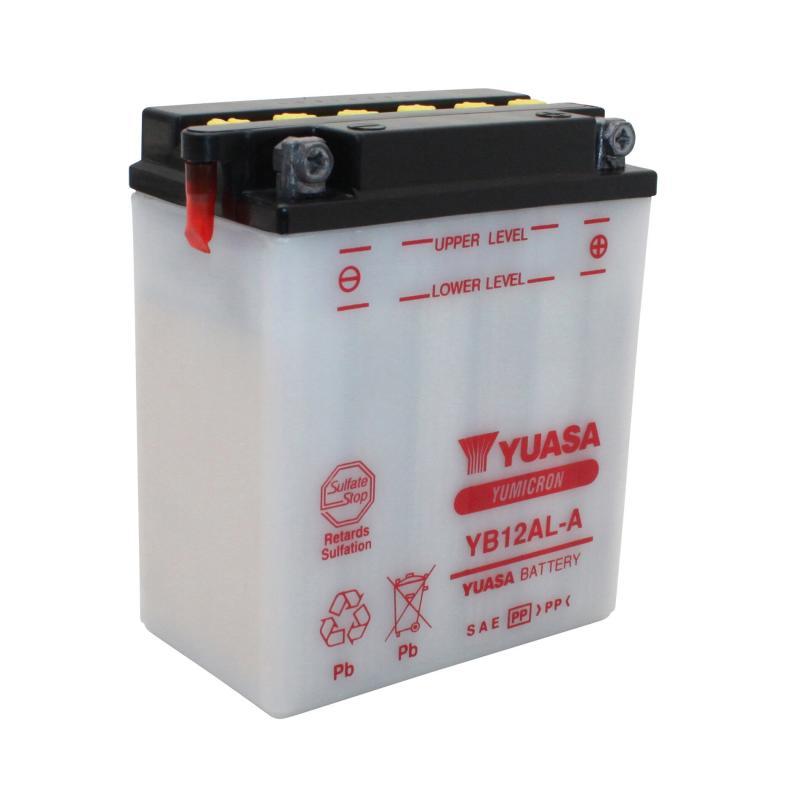 Batterie Yuasa YB12AL-A 12V 12Ah