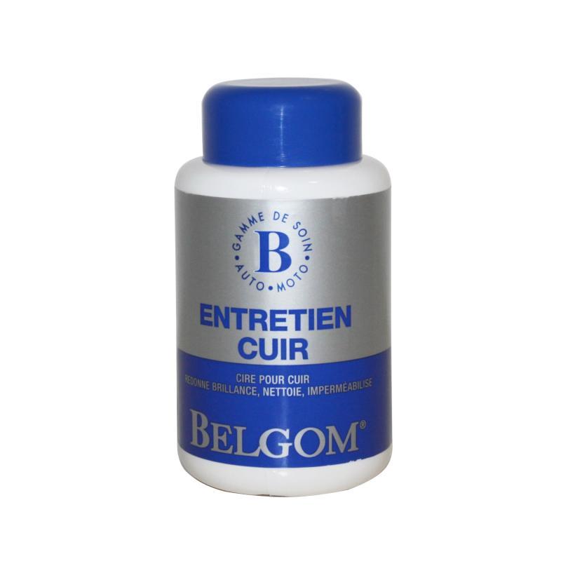 Belgom entretien cuir flacon 250 ml