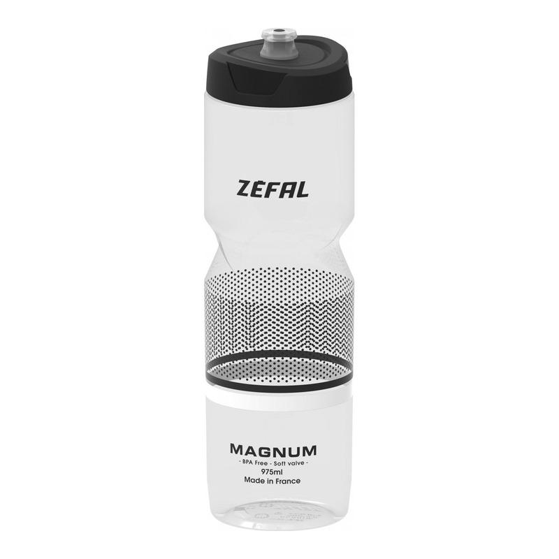 Bidon Zefal Magnum (1L) translucide