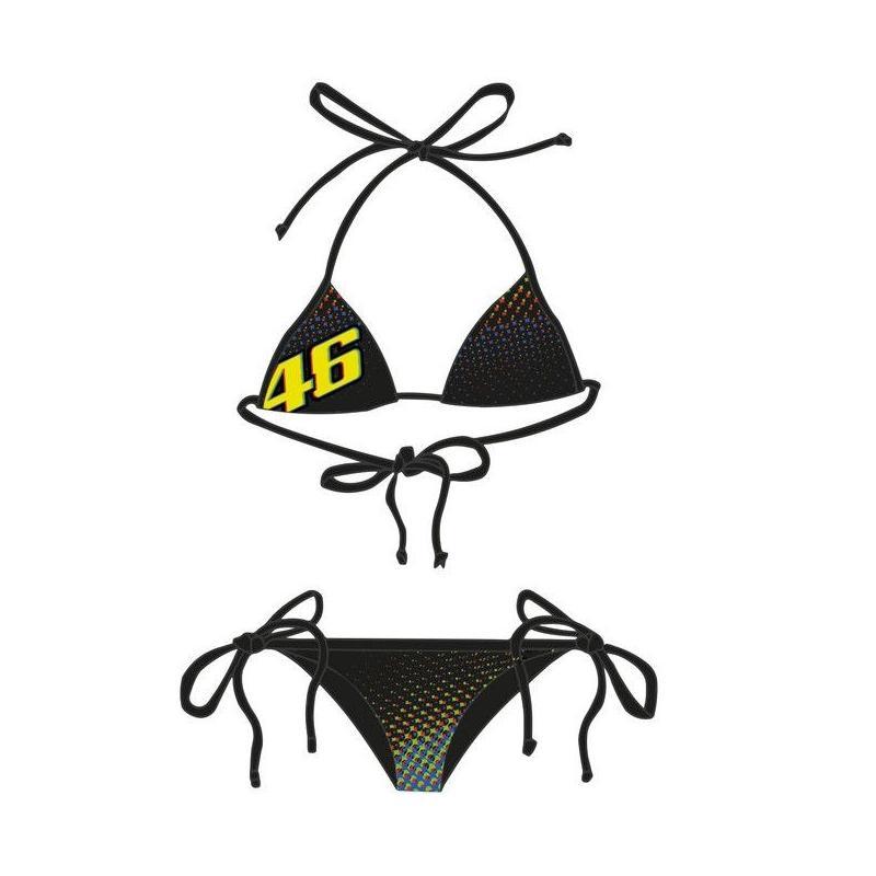 Bikini VR46 Valentino Rossi noir 2016