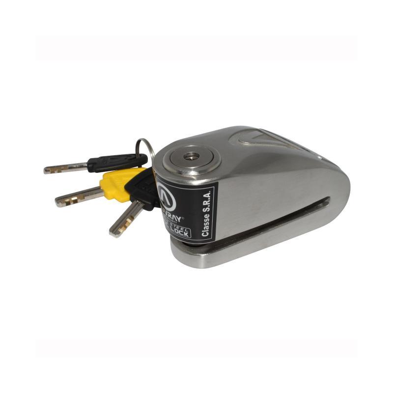 Bloque disque Auvray B-Lock 14 Inox Système Alarme SRA