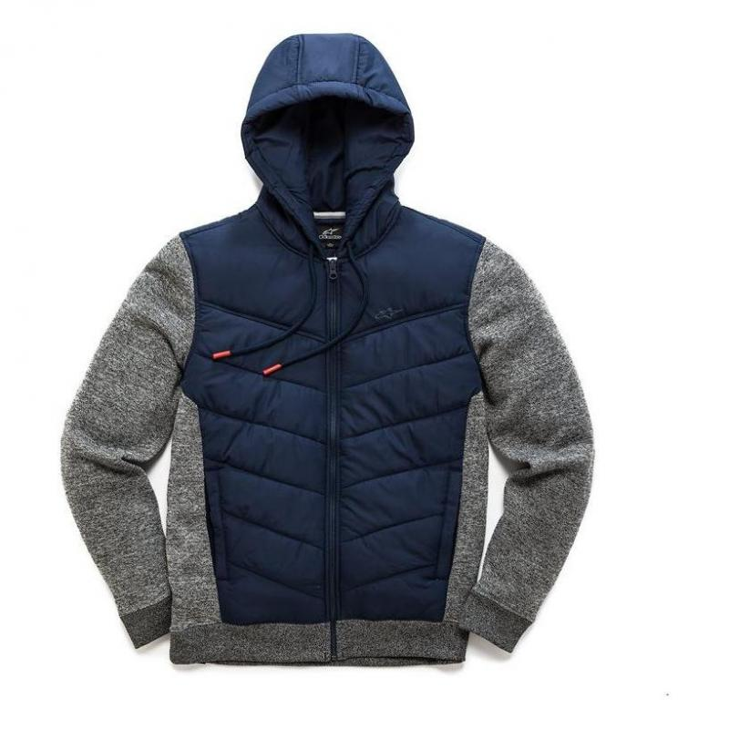 Blouson Alpinestars Boost Quilted navy