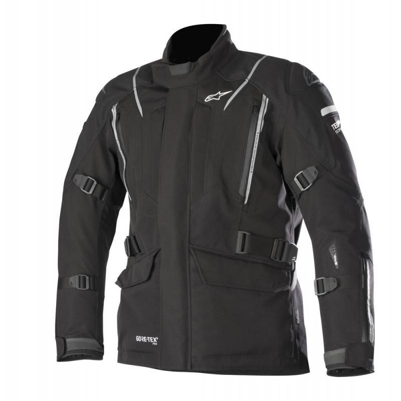 Blouson textile Alpinestars Big Sur Gore-Tex Pro noir / gris