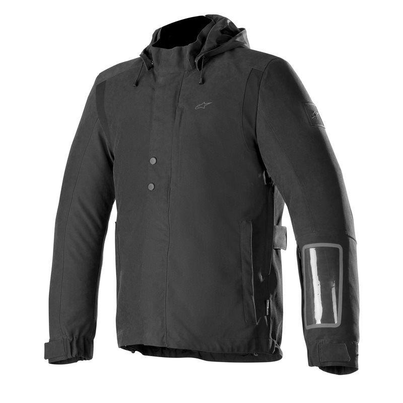 Blouson textile Alpinestars MARSHALL DRYSTAR noir