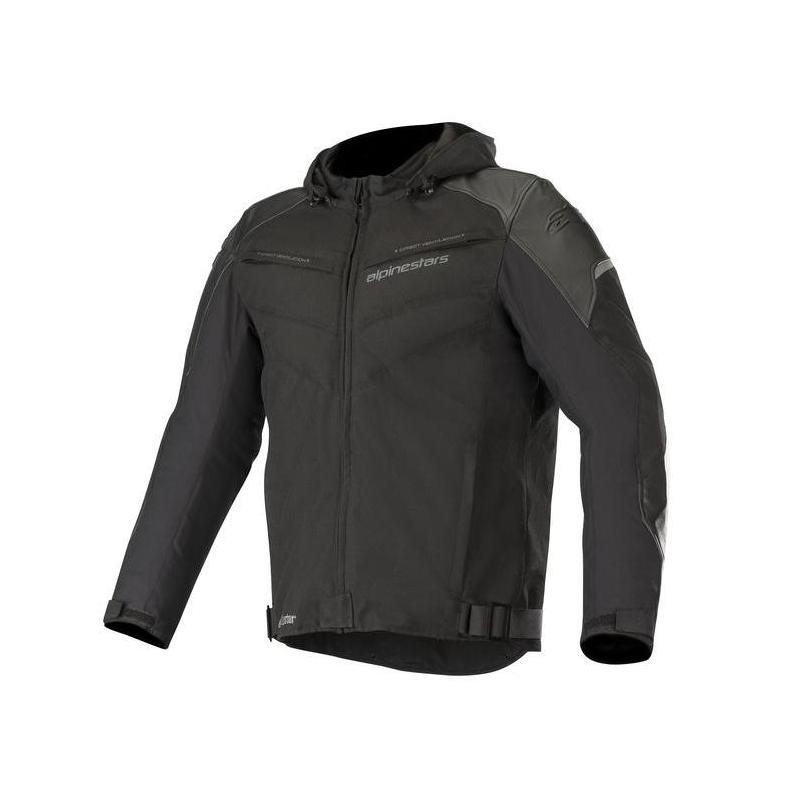 Blouson textile Alpinestars Meta Drystar noir