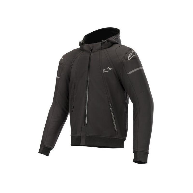 Blouson textile Alpinestars Sektor black/charcoal