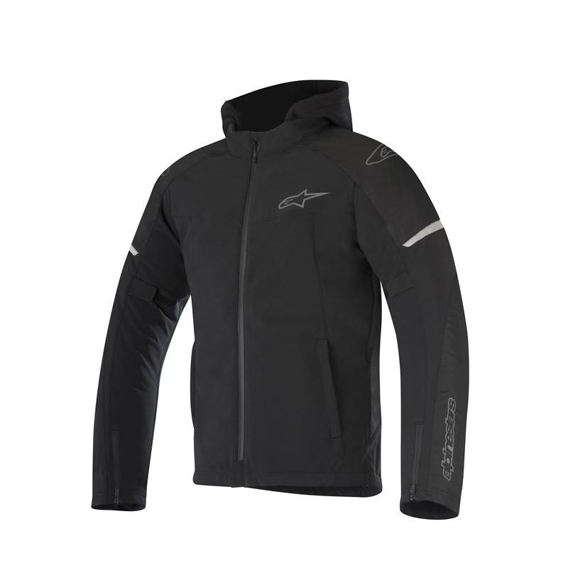 Blouson textile Alpinestars STRATOS TECHSHELL DRYSTAR noir