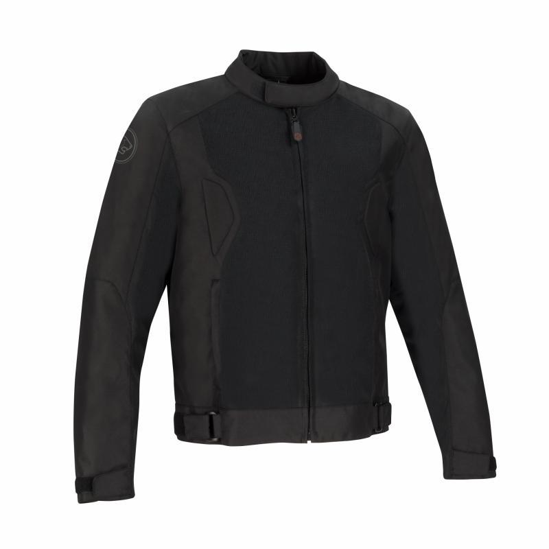 Blouson textile Bering Riko noir