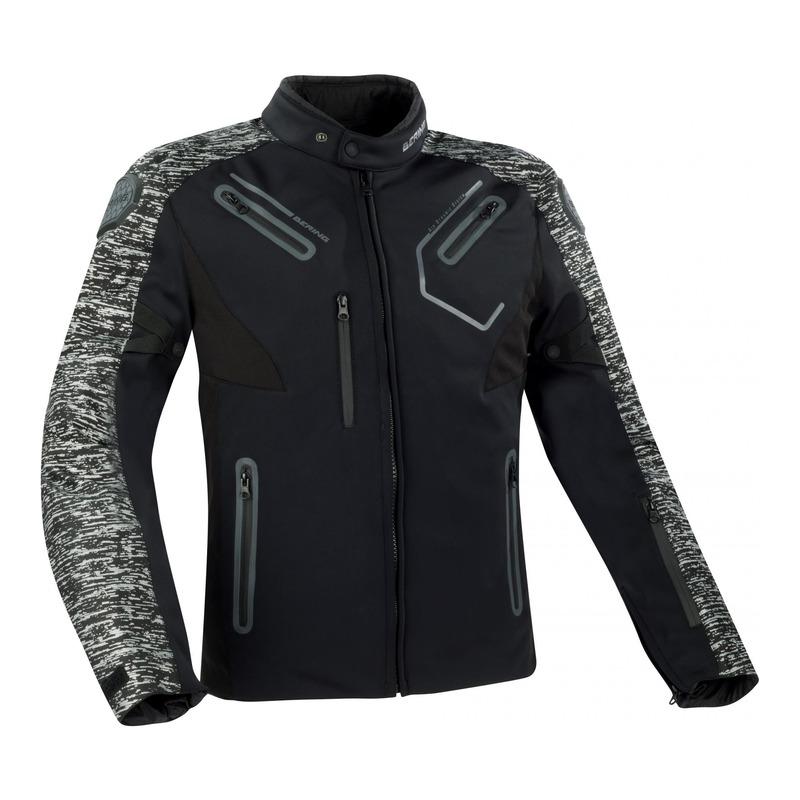 Blouson Bering Voltor Blouson-textile-bering-voltor-noir-gris