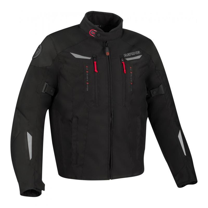 Blouson textile Bering Vostok noir