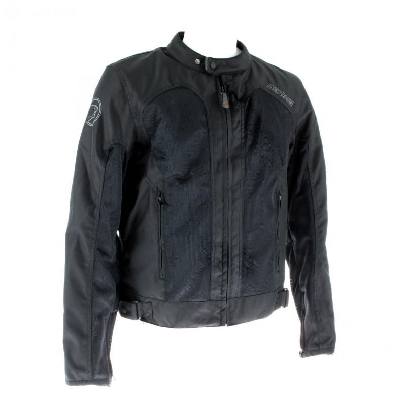Blouson textile Bering WAVE Noir