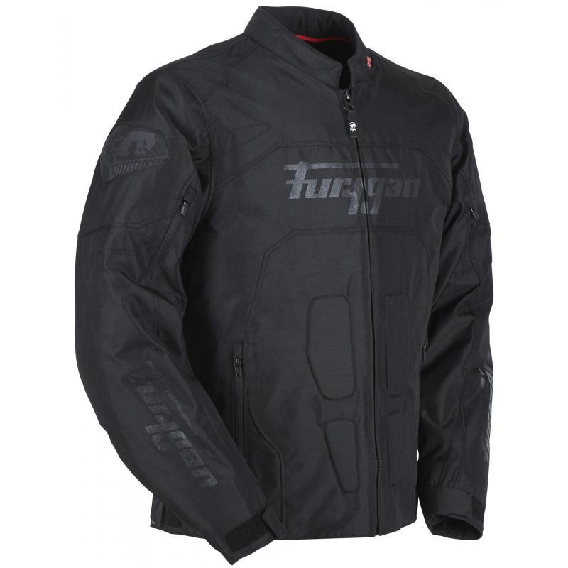 Blouson textile Furygan Carter noir
