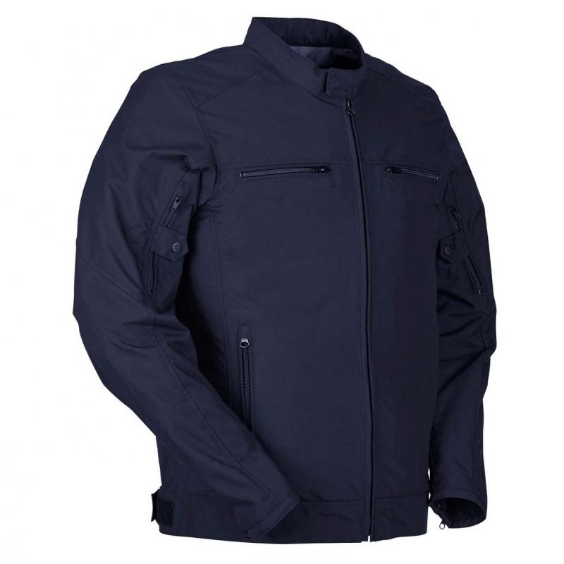 Blouson textile Furygan Taaz bleu