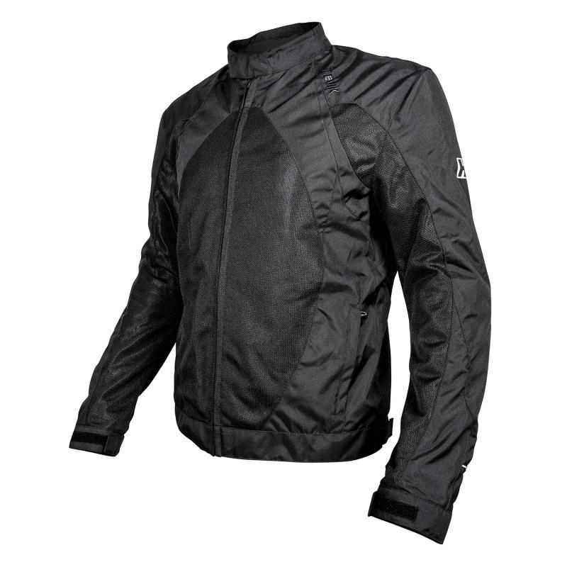Blouson textile Hevik Paride noir