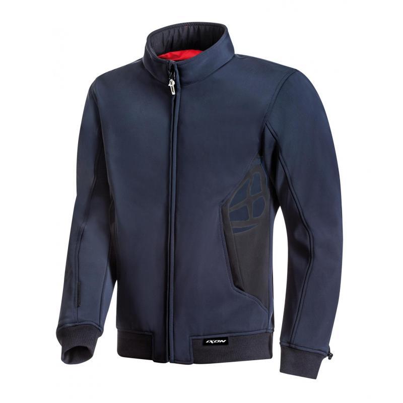 Blouson textile Ixon Camden bleu