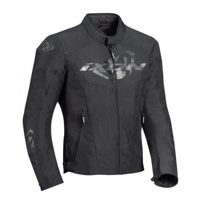 Blouson textile Ixon Cobra noir