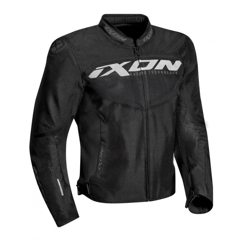 Blouson textile Ixon Sprinter Air noir
