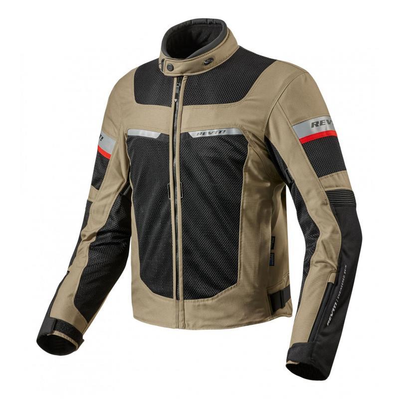 Blouson textile Rev'it Tornado 2 sable/noir