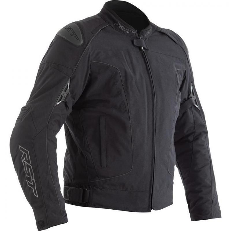Blouson textile RST GT CE noir