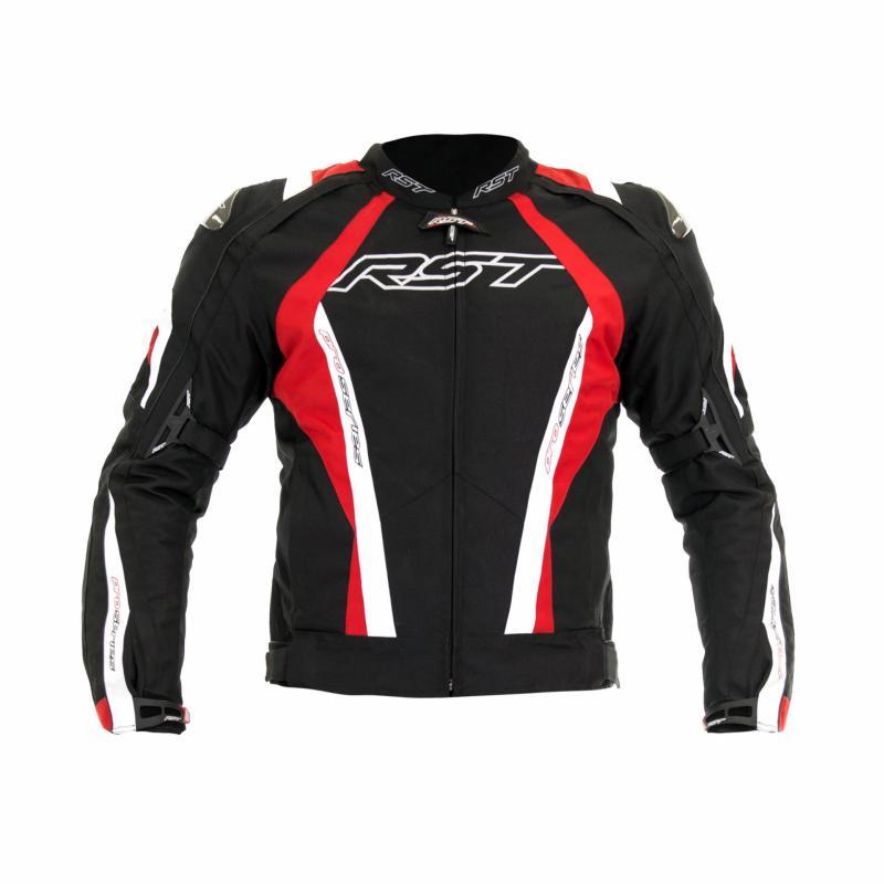 A-pro Combinaison Textile Impermeable Anti Pluie Blouson Pantalon Moto Motard noir M