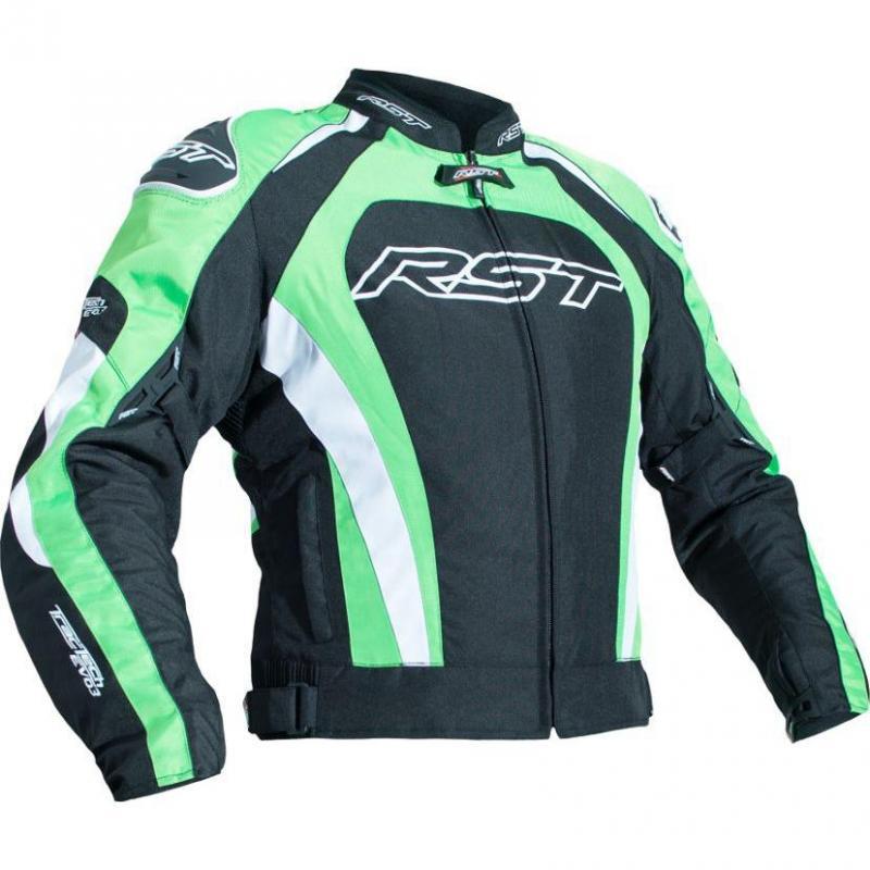 Blouson textile RST Tractech Evo 3 vert