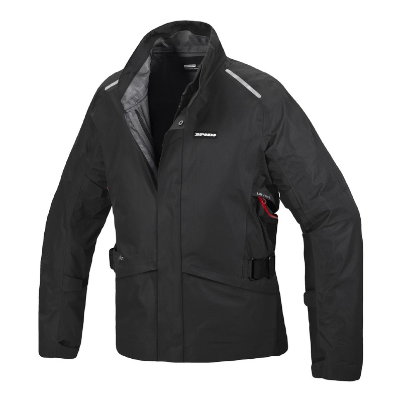 Blouson textile Spidi 3L Shell noir