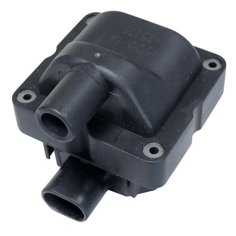 Bobine haute tension C4 type origine pour Piaggio MP3 250 06-11