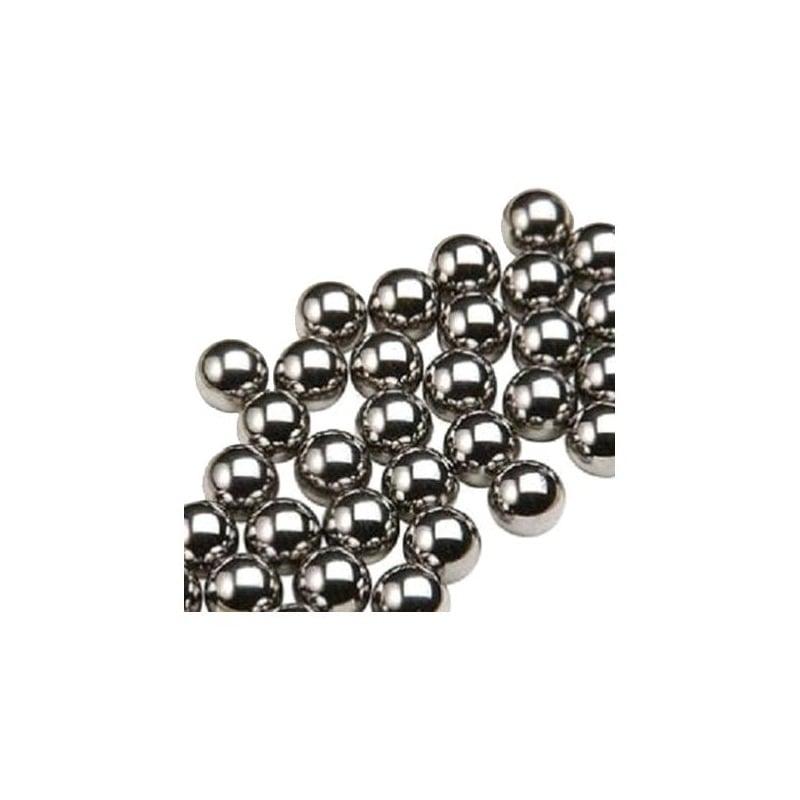 Boite de 144 billes acier de précision Ø 6.350 mm