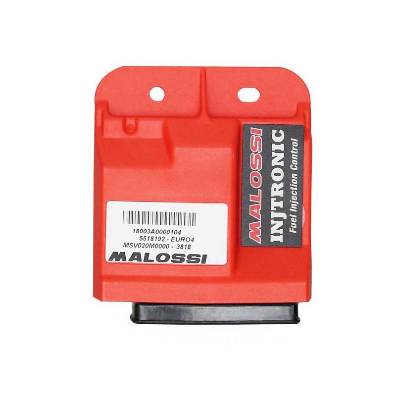Boîtier CDI Malossi Digitronic avec manchon Piaggio 50 ZIP Iget / Liberty Iget 18-