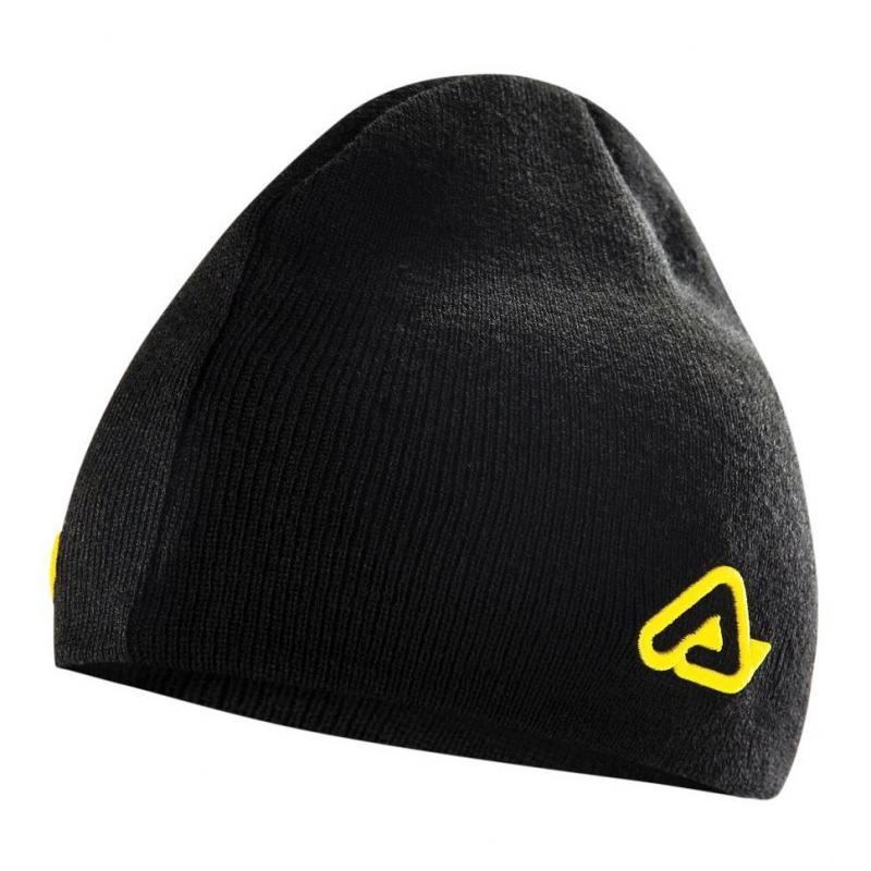 Bonnet Acerbis PODIUM noir/jaune