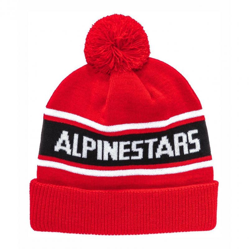 Bonnet Alpinestars Generation rouge
