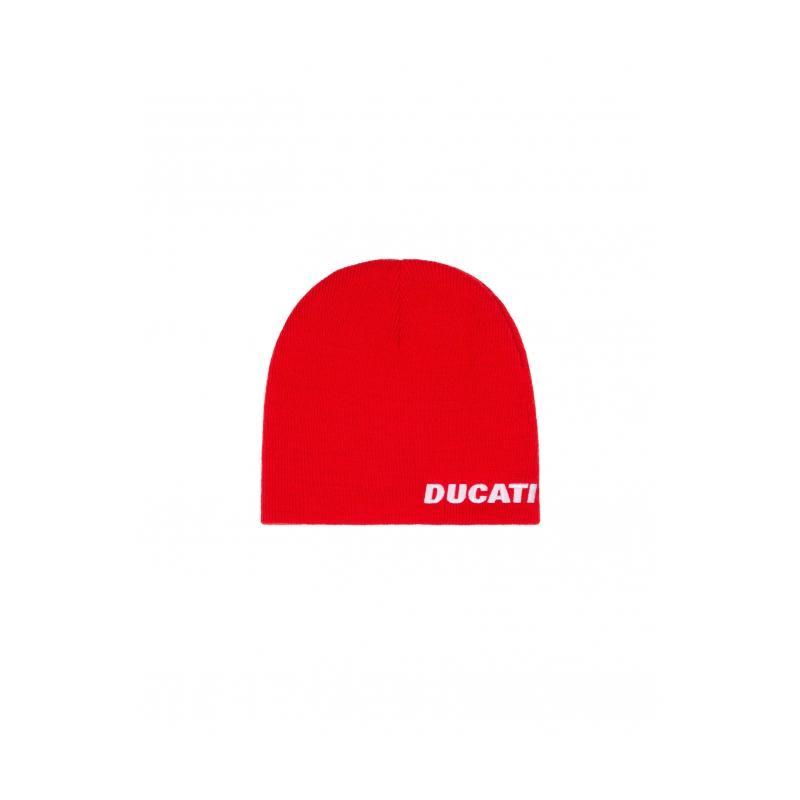 Bonnet enfant Ducati Corse rouge