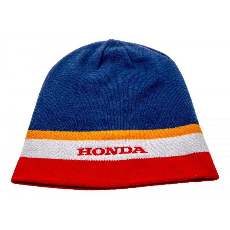 Bonnet Repsol navy/orange/rouge