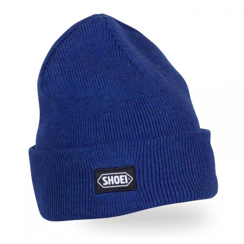 Bonnet Shoei bleu